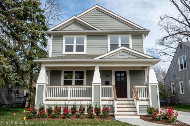306 N Altadena Avenue, Royal Oak, MI 48067 (#219035036) :: Keller Williams West Bloomfield