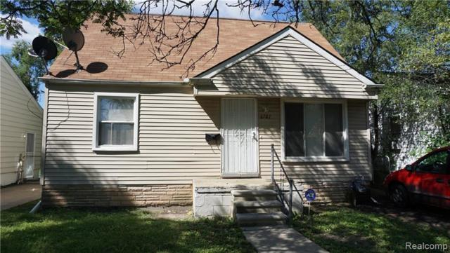 6787 Brace Street, Detroit, MI 48228 (MLS #219035038) :: The Toth Team