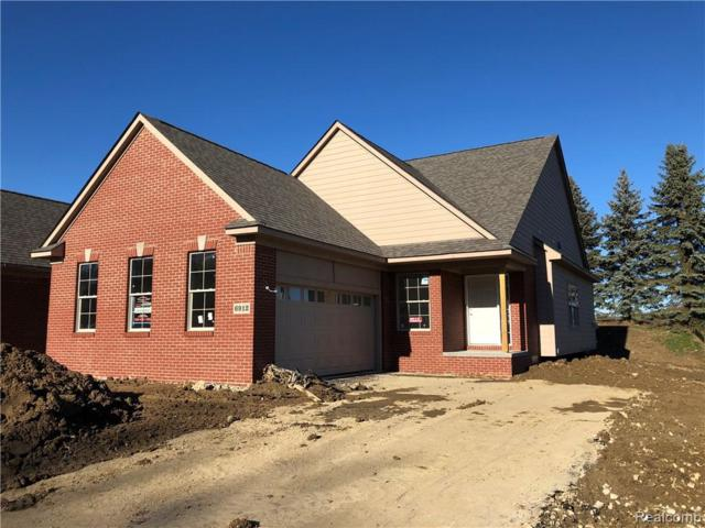6912 Stonewood Place Drive #44, Independence Twp, MI 48346 (#219035041) :: The Buckley Jolley Real Estate Team