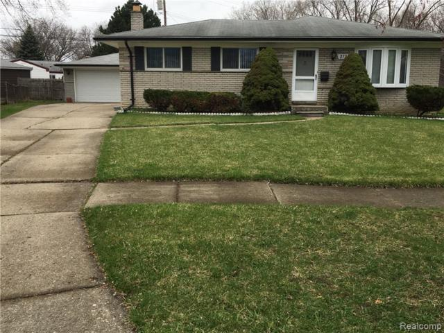37773 Badger Drive, Sterling Heights, MI 48312 (#219035042) :: RE/MAX Classic