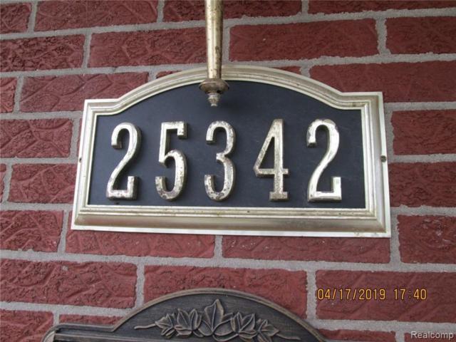 25342 Ramey Street, Dearborn Heights, MI 48127 (#219035089) :: RE/MAX Classic