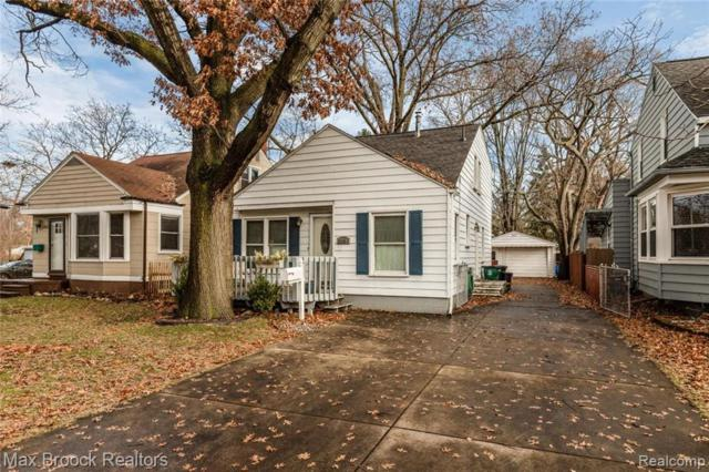2918 N Main Street, Royal Oak, MI 48073 (#219035220) :: Alan Brown Group
