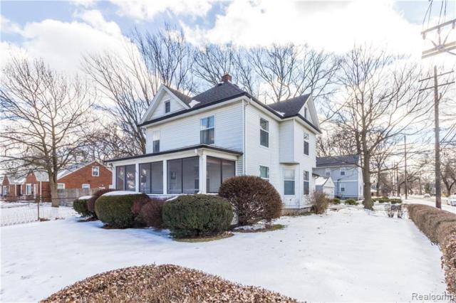 902 E 4TH ST, Royal Oak, MI 48067 (#219035287) :: Alan Brown Group