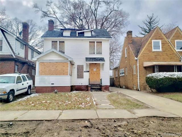 16611 Lawton Street, Detroit, MI 48221 (#219035463) :: RE/MAX Nexus