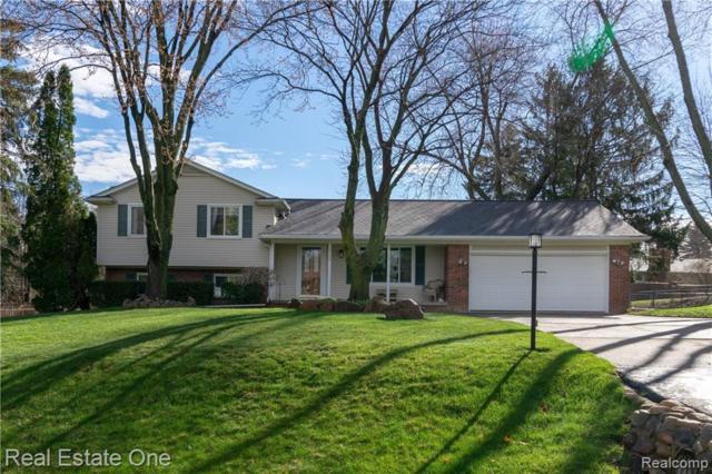 3735 Hi Crest Dr, Orion Twp, MI 48360 (#219035623) :: The Buckley Jolley Real Estate Team