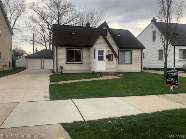 22626 Clairwood Street, Saint Clair Shores, MI 48080 (#219035624) :: The Buckley Jolley Real Estate Team