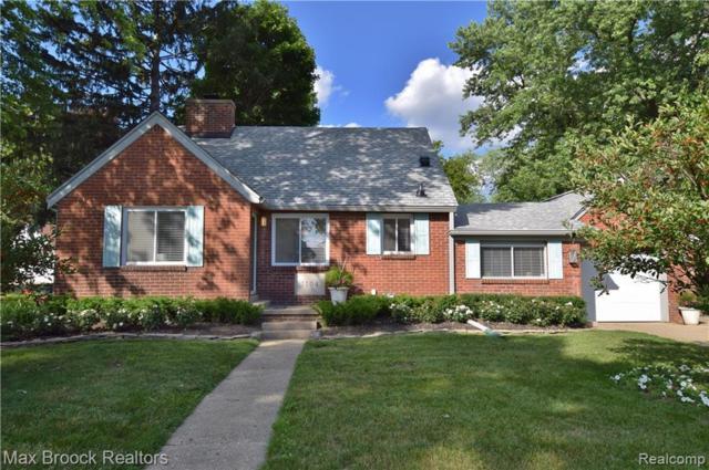 1104 James K Boulevard, Pontiac, MI 48341 (#219035675) :: The Buckley Jolley Real Estate Team
