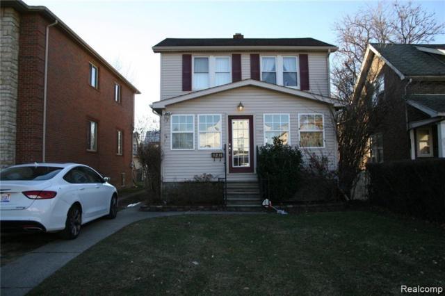 5231 Reuter Street, Dearborn, MI 48126 (#219035713) :: RE/MAX Classic