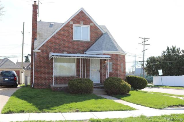 19600 Stotter Street, Detroit, MI 48234 (MLS #219035896) :: The Toth Team