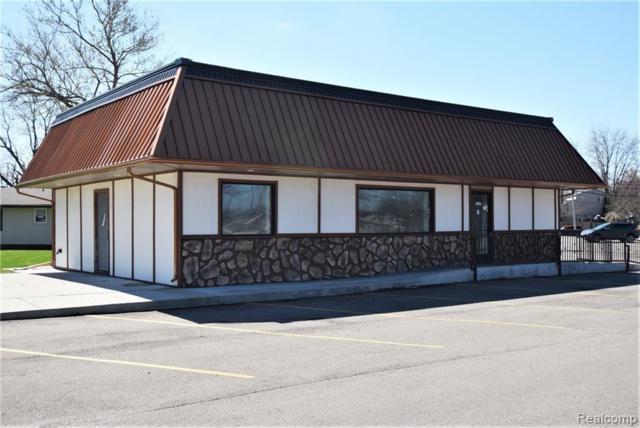 14167 Dix Toledo Road, Southgate, MI 48195 (#219035991) :: The Alex Nugent Team | Real Estate One