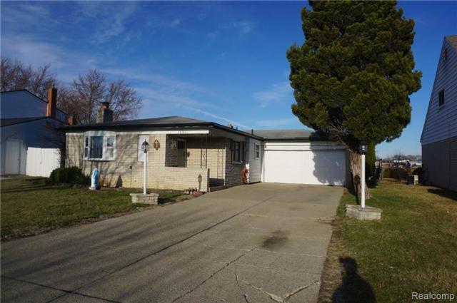 35740 Dunston, Sterling Heights, MI 48310 (#219036048) :: Keller Williams West Bloomfield