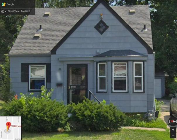 9986 Vaughan Street, Detroit, MI 48228 (#5031377239) :: Keller Williams West Bloomfield