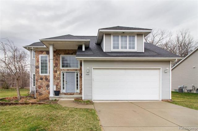 2705 Diane Marie Court, Waterford Twp, MI 48329 (MLS #219036071) :: The John Wentworth Group