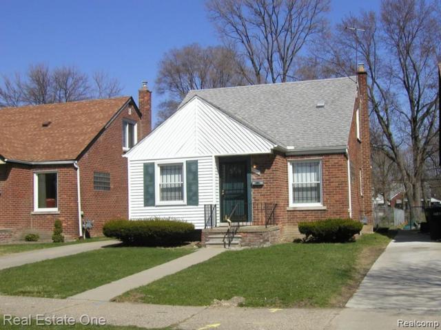 18282 Faust Avenue, Detroit, MI 48219 (MLS #219036231) :: The Toth Team