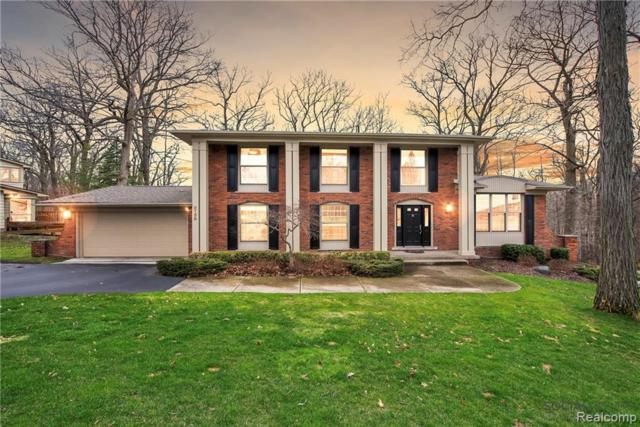 3159 Bloomfield Shore Drive, West Bloomfield Twp, MI 48323 (#219036237) :: RE/MAX Classic