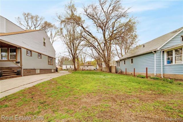 0000 E Muir Avenue, Hazel Park, MI 48030 (#219036277) :: Keller Williams West Bloomfield