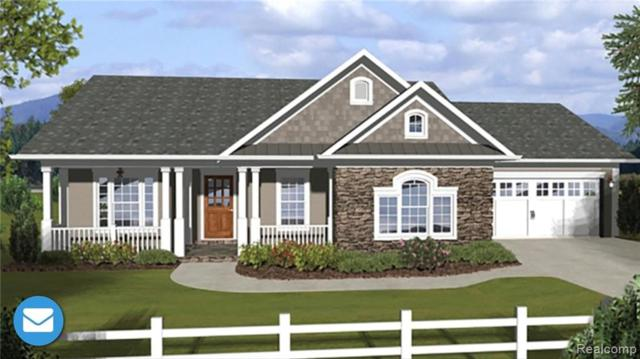 5 Lks Road, North Branch Twp, MI 48461 (#219036298) :: The Mulvihill Group
