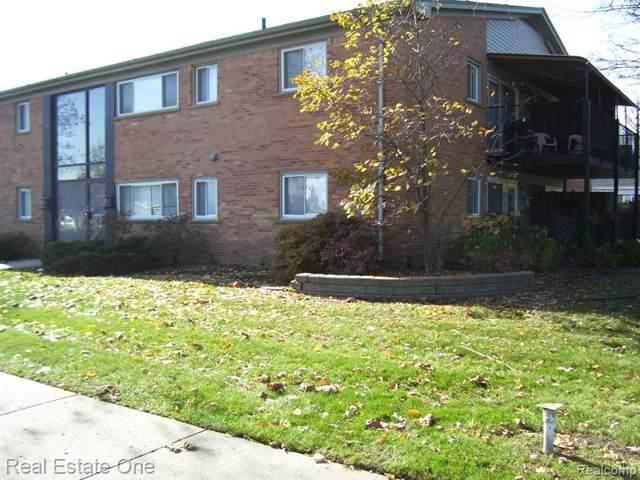 4715 Coolidge Highway #3, Royal Oak, MI 48073 (#219036299) :: The Alex Nugent Team | Real Estate One