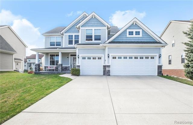 1301 Yellowstone Valley Drive, Milford Twp, MI 48381 (#219036347) :: The Mulvihill Group