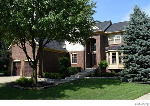 1123 Parkview Court, Wixom, MI 48393 (#219036361) :: RE/MAX Classic
