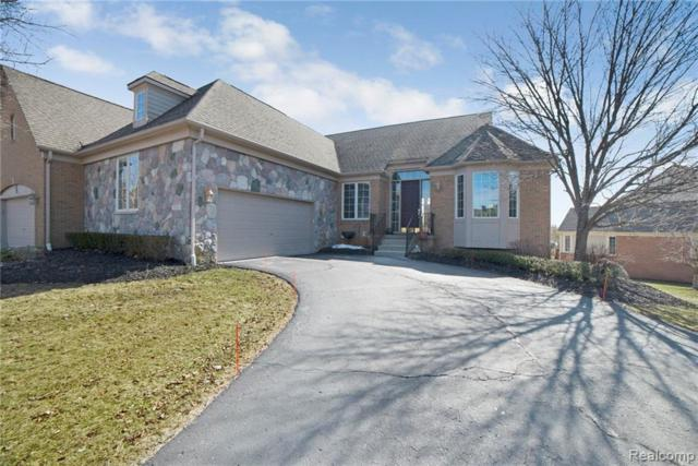 5521 Eagleview Court, Independence Twp, MI 48348 (#219036384) :: The Mulvihill Group