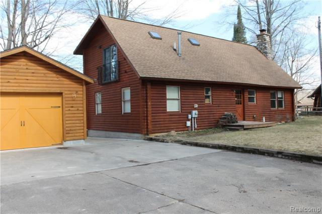 1785 Riverside Drive, CLEMENT TWP, MI 48624 (#219036471) :: The Buckley Jolley Real Estate Team