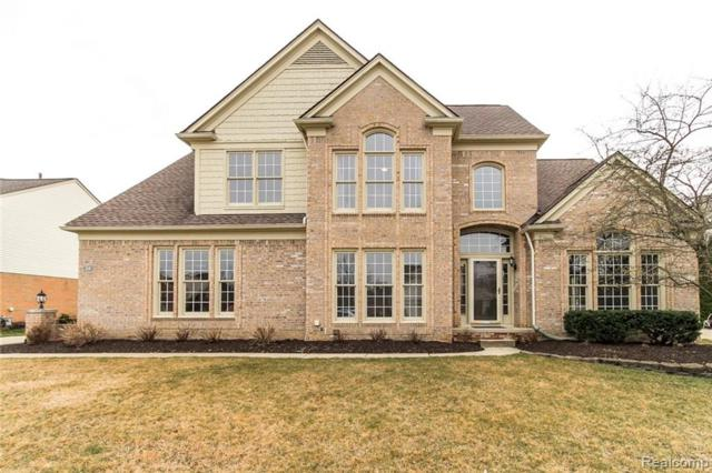514 Country Club Lane, Canton Twp, MI 48188 (#219036473) :: The Mulvihill Group