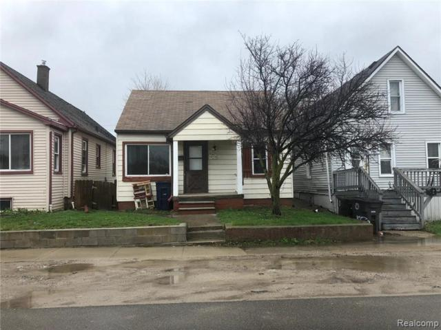 18771 Riverview Street, Riverview, MI 48193 (#219036477) :: The Mulvihill Group