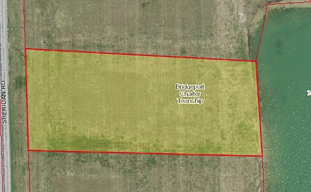 7863 Sheridan Rd Lot #2, BRIDGEPORT TWP, MI 48415 (#5031377387) :: GK Real Estate Team