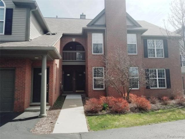 28389 Carlton Way Drive #25, Novi, MI 48377 (#219036525) :: Keller Williams West Bloomfield