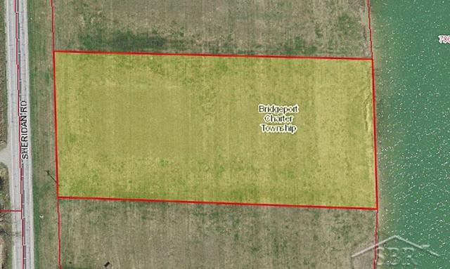 7863 Sheridan Rd. Lot #3, BRIDGEPORT TWP, MI 48415 (#61031377448) :: The BK Agency
