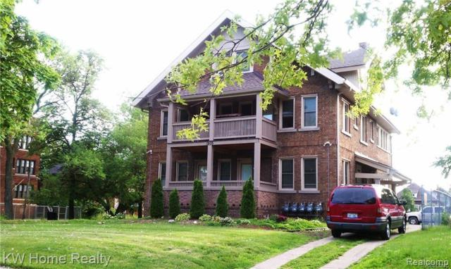 1905 W Grand Boulevard, Detroit, MI 48208 (#219036718) :: Keller Williams West Bloomfield