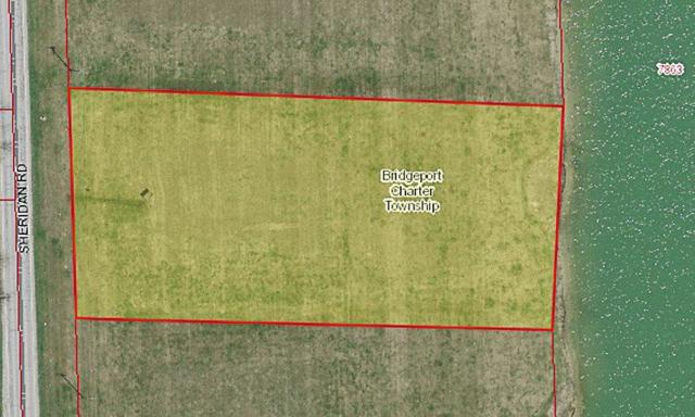 7863 Sheridan Rd. Lot #4, BRIDGEPORT TWP, MI 48415 (#5031377453) :: The BK Agency