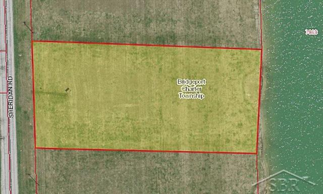 7863 Sheridan Rd. Lot 4, BRIDGEPORT TWP, MI 48415 (#61031377461) :: The BK Agency