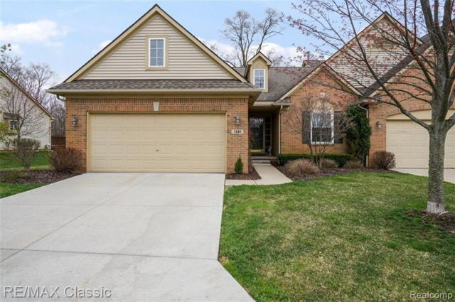 1381 Waverly Drive, White Lake Twp, MI 48386 (#219036919) :: The Buckley Jolley Real Estate Team