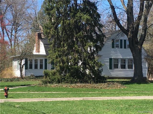 1605 Vinsetta Boulevard, Royal Oak, MI 48067 (#219036980) :: Keller Williams West Bloomfield