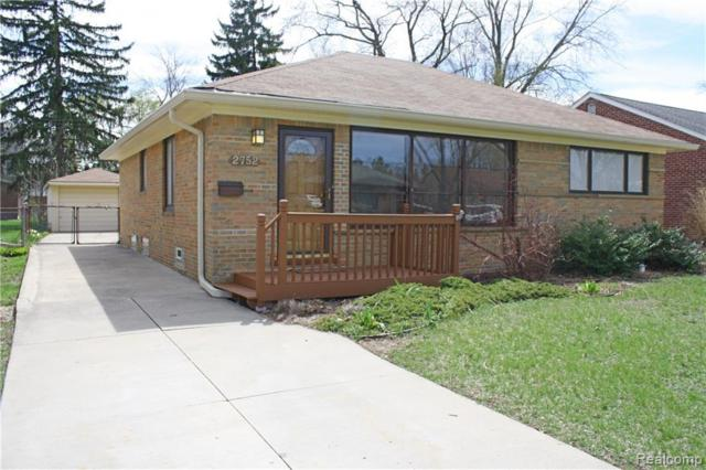 2752 Derby Road, Birmingham, MI 48009 (#219037041) :: Keller Williams West Bloomfield