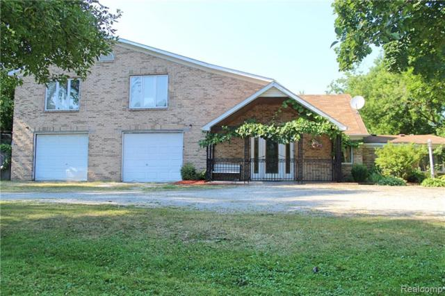 1918 Muer Drive, Troy, MI 48084 (MLS #219037048) :: The John Wentworth Group