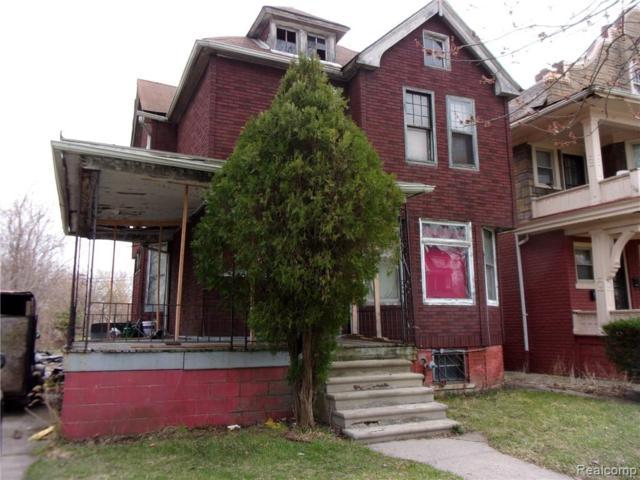420 E Philadelphia Street, Detroit, MI 48202 (#219037155) :: The Buckley Jolley Real Estate Team