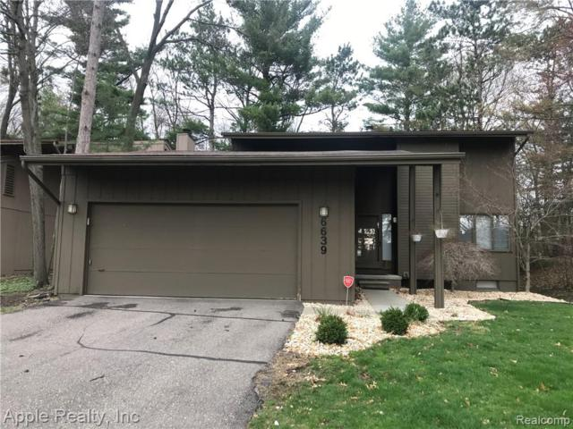 6639 Red Cedar Lane, West Bloomfield Twp, MI 48324 (#219037193) :: RE/MAX Classic