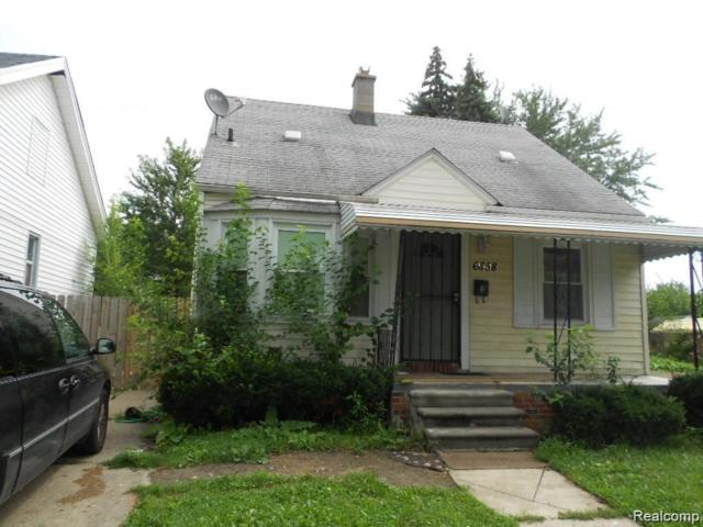 6858 Stahelin Avenue, Detroit, MI 48228 (MLS #219037570) :: The Toth Team