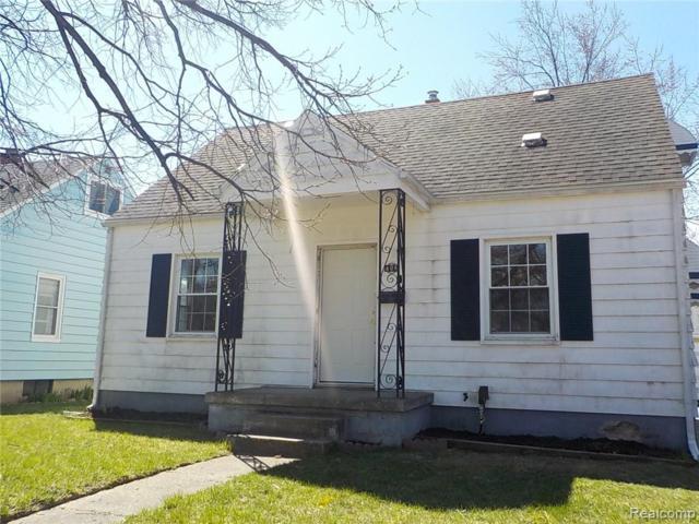 608 Mckinley Avenue, Flint, MI 48507 (#219037890) :: GK Real Estate Team