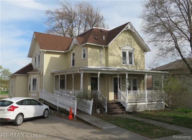 219 S Main Street, Mt. Clemens, MI 48043 (#219037978) :: The Buckley Jolley Real Estate Team