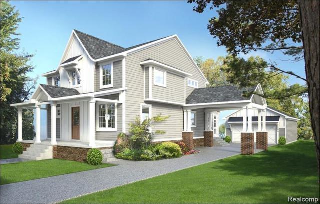 711 N Center Street, Northville, MI 48167 (#219037979) :: RE/MAX Classic