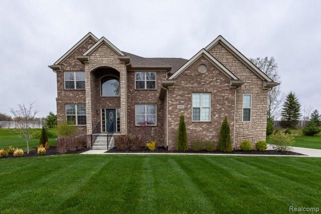 605 Manitou Lane, Oxford Twp, MI 48362 (#219038231) :: RE/MAX Nexus