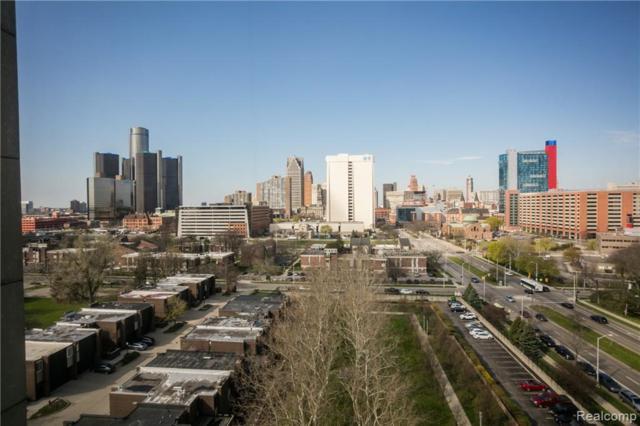 1300 E Lafayette Street #912, Detroit, MI 48207 (#219038288) :: The Buckley Jolley Real Estate Team