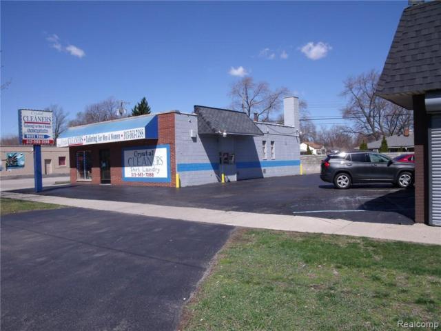 20640 Van Born Rd, Dearborn Heights, MI 48125 (MLS #219038331) :: The Toth Team