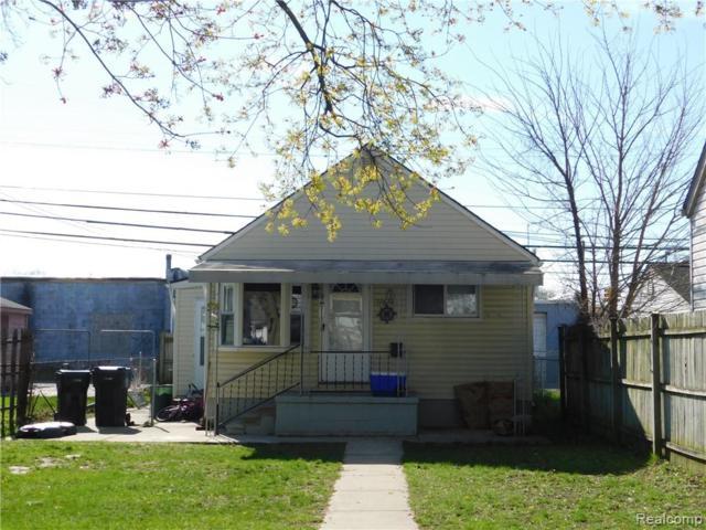 17622 Henry Street, Melvindale, MI 48122 (#219038420) :: RE/MAX Nexus