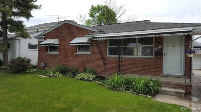 24815 Petersburg Avenue, Eastpointe, MI 48021 (#219038631) :: RE/MAX Classic