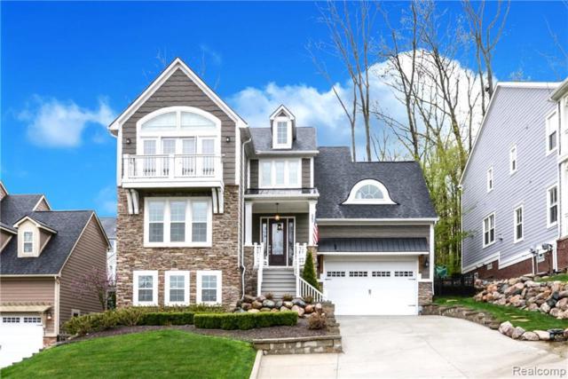 465 East Street, Northville, MI 48167 (#219038891) :: GK Real Estate Team